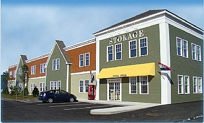 Commercial Project - Middletown, RI